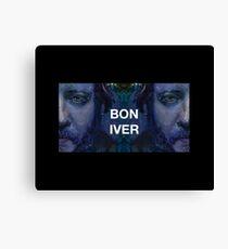 Bon Iver - Justin Vernon Canvas Print