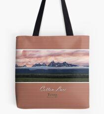 Cotton Lace Tote Bag