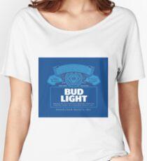 Knospe-Licht Loose Fit T-Shirt