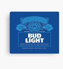 Bud Light Logo Wall Art   Redbubble