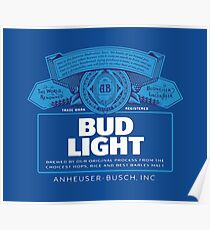 Bud Light Poster