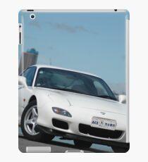 RX7 iPad Case/Skin