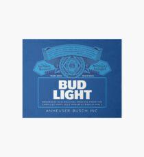 Bud Light Art Board