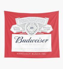 Budweiser Wandbehang