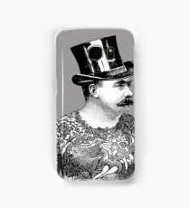 Tattooed Victorian Man Samsung Galaxy Case/Skin