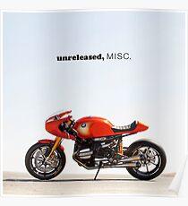 unreleased, MISC. Poster