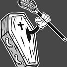 Lacrosse Forever by Curtis Cunningham