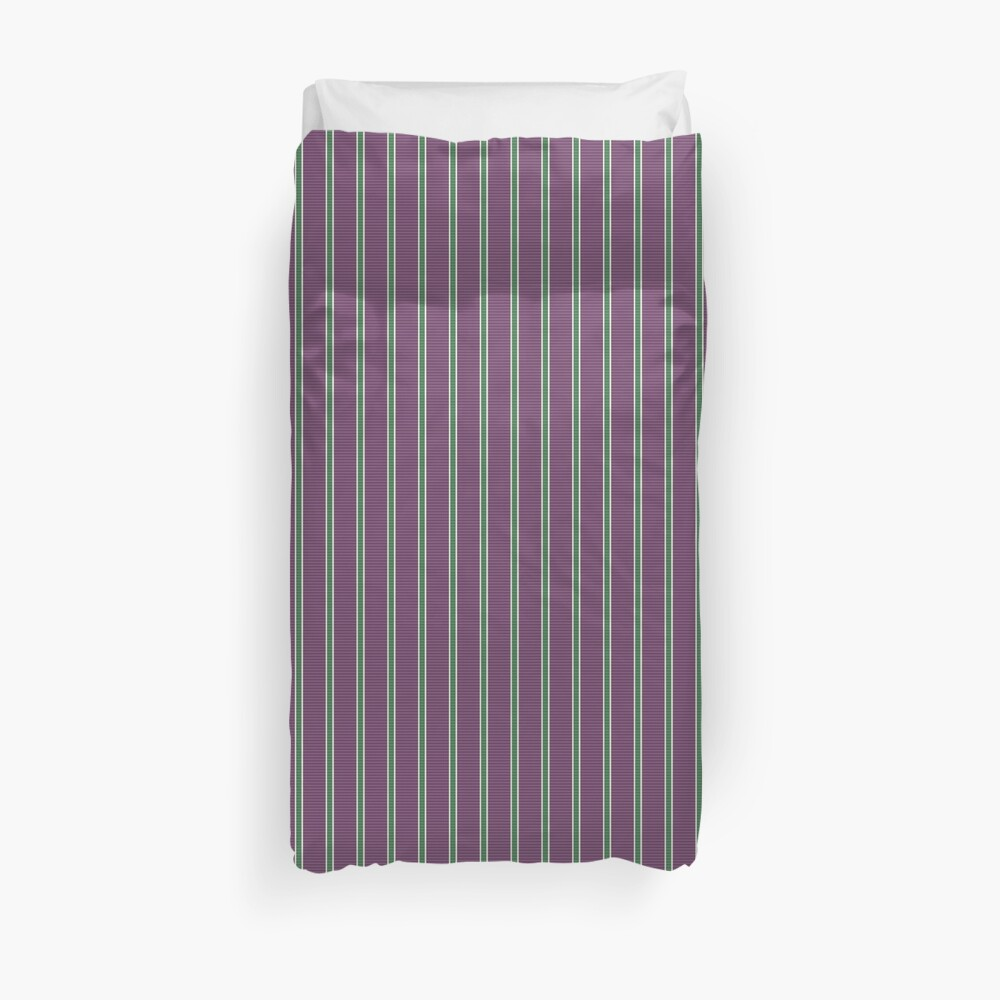Tribute to Emily Wilding Davison Duvet Cover