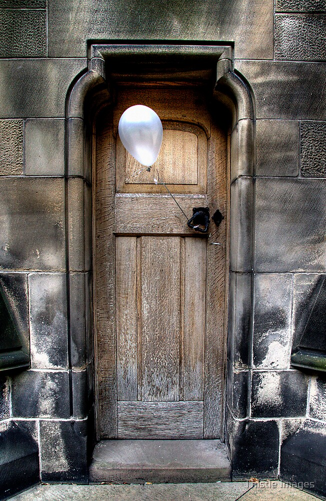 University Door by Thistle Images