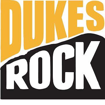 dukes rock, org by efara1