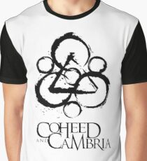 Coheed and Cambria Band Logo Graphic T-Shirt