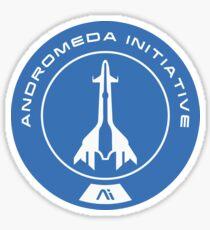 Andromeda Initiative patch Sticker