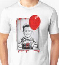 kid and it the killer clown T-Shirt
