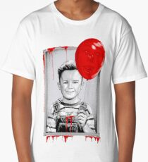 kid and it the killer clown Long T-Shirt