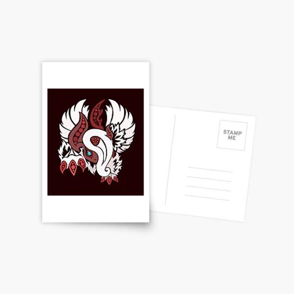 Shiny Mega Absol - Yin and Yang Evolved! Postcard