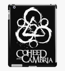 Coheed and Cambria Band Logo iPad Case/Skin