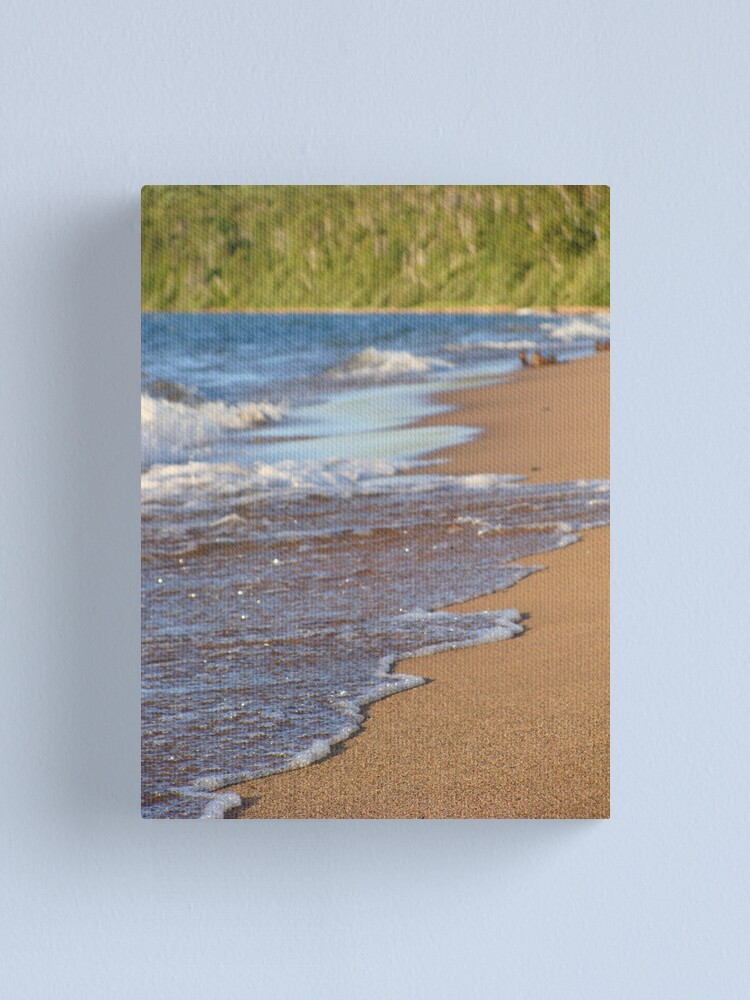 Alternate view of Undreamed Shores Canvas Print