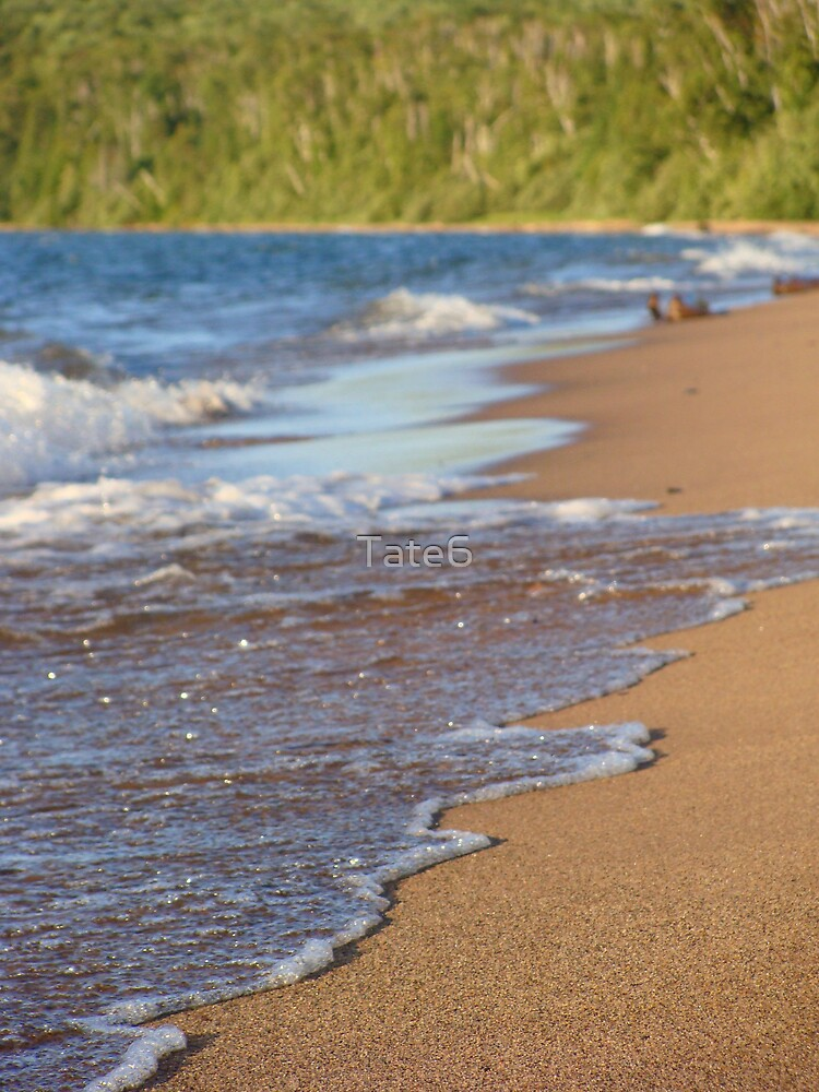Undreamed Shores by Tate6
