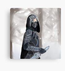 Elder Scrolls: Skyrim Canvas Print