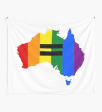 LGBT equality Wall Tapestry