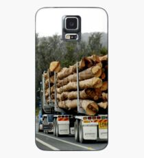 Logging Tasmania, Australia Case/Skin for Samsung Galaxy