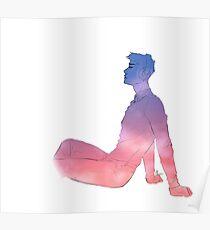 Sunset Lance Poster
