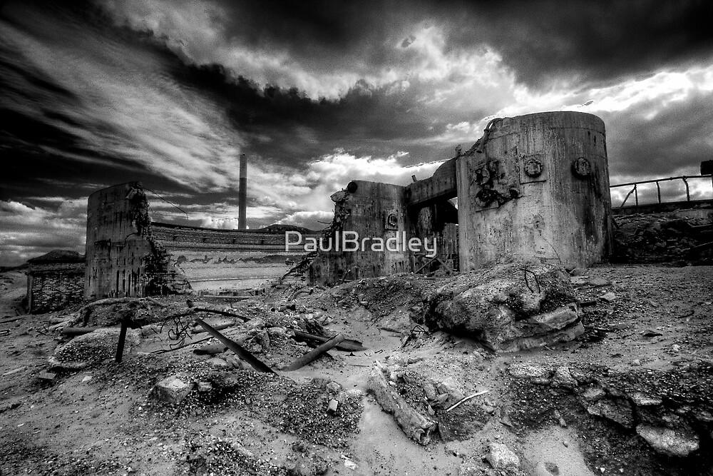 Derelict by PaulBradley