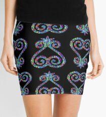 Sankofa - The Velvet Rope Mini Skirt