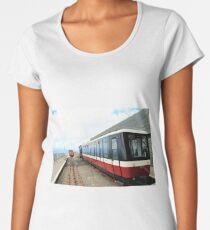 Snowdon Mountain Railway Women's Premium T-Shirt