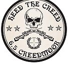 Heed The Creed On Black by wyldefire
