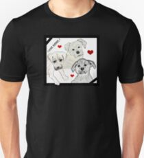 I Love Puppies! T-Shirt