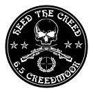 Heed The Creed Black by wyldefire