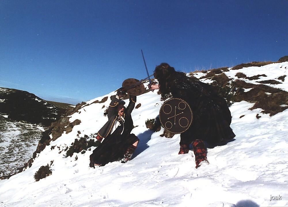 snow patrol by joak