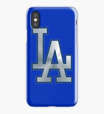 Dodgers iPhone Case/Skin
