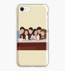 Friends minimalism iPhone Case/Skin