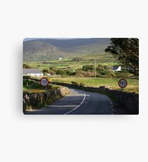 waterville kerry Canvas Print