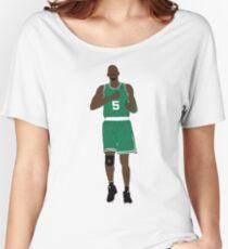 Kevin Garnett Pumped Women's Relaxed Fit T-Shirt