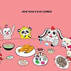 New Year's & Eve Dinner by Hostory