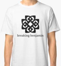 Breaking Benjamin - Band Logo Classic T-Shirt