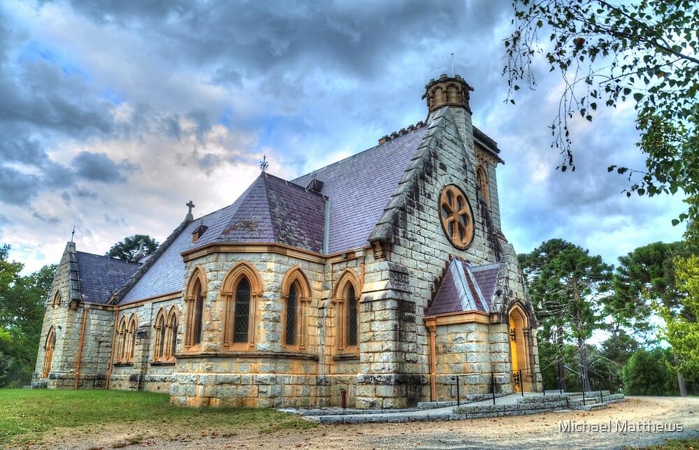 Cheesy Church by Michael Matthews