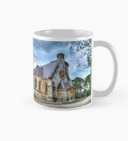 Cheesy Church Mug