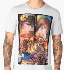 Pokemon Omega / Alpha Men's Premium T-Shirt
