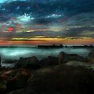 DAMPIER: SHIP LOAD OUT. Rio Tinto by Gareth Chalklen