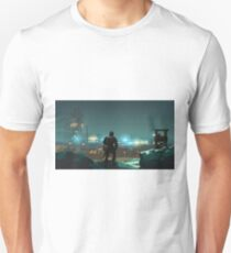 Metal Gear Solid V: The Phantom Pain (Retro 8-bit) T-Shirt