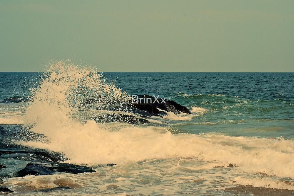 Crashing Tide by BrinXx
