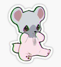 Cubchoo Pokemon Sticker Sticker