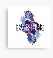 Everything Everything - EE // Zum Himmel Design Leinwanddruck