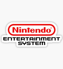 NES  Sticker