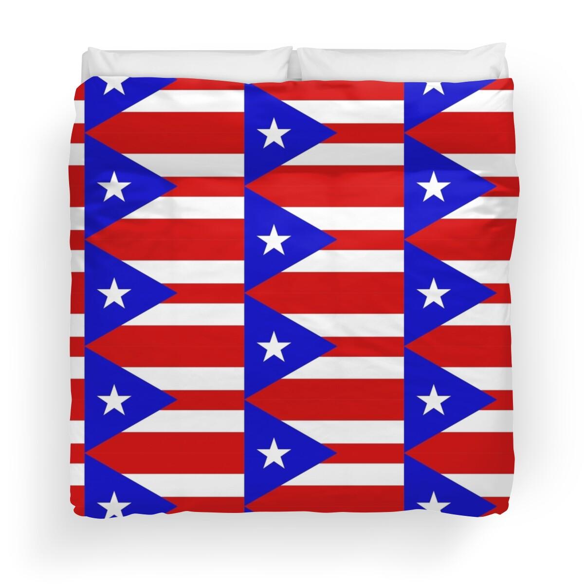 Puerto Rico Flag: Home Decor