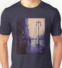 Echoes from the past, New York City T-Shirt